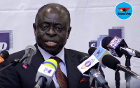 Professor Emmanuel Gyimah-Boadi, political scientist and co-founder of the Afrobarometer Network