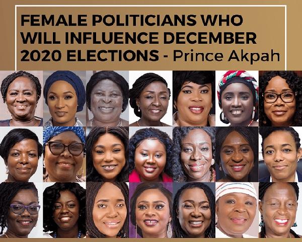 Some female politicians
