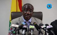 Emmanuel Kofi Nti, GRA Commissioner-General