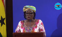 Executive Director for National Road Safety Commission, May Obiri-Yeboah