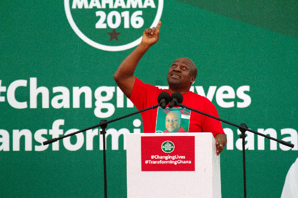 We'll 'chop off' any finger that dares point at Mahama - Haruna warns
