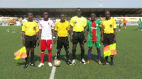 WAFA beat Techiman City FC 1-0 at home on Sunday