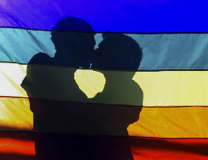 Same-sex relations are banned under Kenyan laws