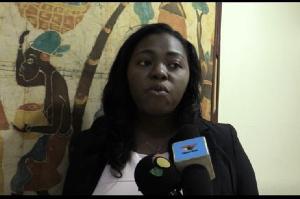 Rachel Gyabaah, Programmes Officer of SEND GHANA