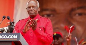 Angola's ex-president Jose Eduardo dos Santos