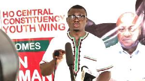 Kafui Agbleze NDC Ho