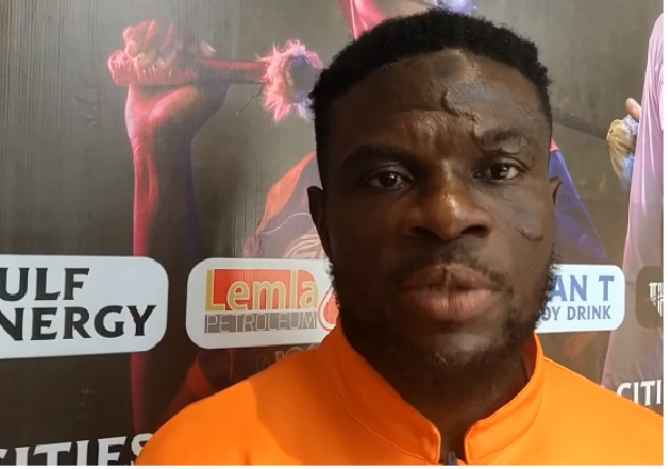 Legon Cities goalkeeper Fatau Dauda set sights on league trophy