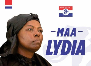 LYDIA ALHASSAN AGYARKO 1