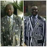 Headmaster of Adisadel College, Mr Kusi-Yeboah