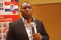 Ashanti Regional Chairman of NPP, Bernard Antwi Bosiako
