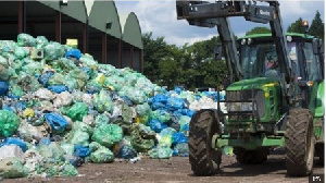 The programme was aimed at educating the public on the need to segregate plastic waste