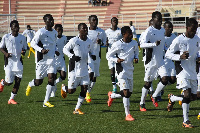 Black Satellites have pitched their training camp in Niamey