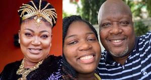 Irene Opare, Fafa Kayi and Kwami Sefa Kayi