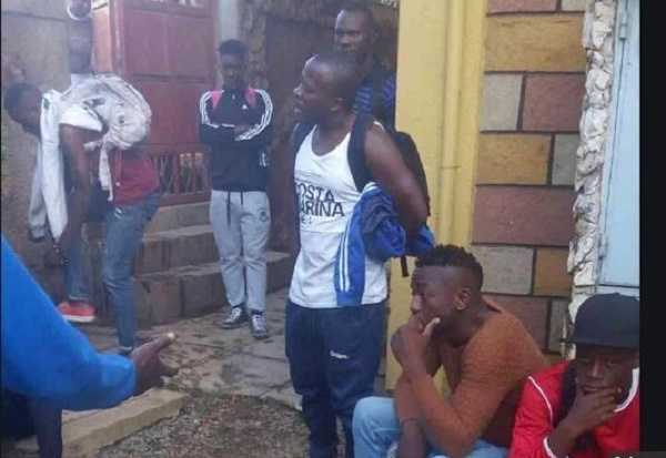 Case of stranded Ghanaian players in Zimbabwe gets nasty