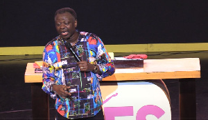 Founder, Fountain Gate Chapel, Rev Eastwood Anaba