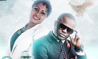 Gospel artistes Cwesi Oteng and Patience Nyarko