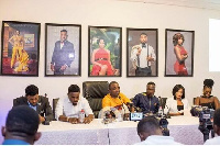Zylofon Media signed five actors to their label a few days ago
