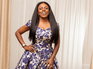 General Manager for GHone TV, Nana Aba Anamoah