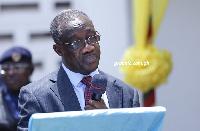 Emmanuel Kofi Nti, Commissioner General, GRA