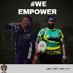 The campaign aims to empower women by challenging stereotypes and male domination