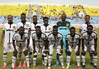 Ashgold are unbeaten after four games in the Ghana Premier League