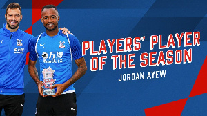 Jordan Ayew says he will be back next season with bigger ambitions