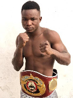 Wasiru Mohammed, WBO Global Super Bantamweight champion