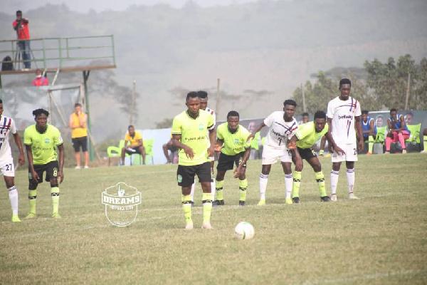 2020/2021 GPL match week 10 report: Dreams FC 4-1 Liberty Professionals