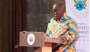 President Akufo Addo Policy Summit