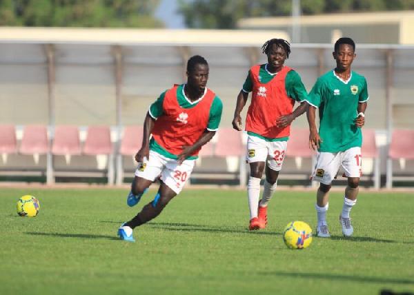 Kotoko suffer defeat in first pre-season game in Dubai