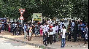Owusu Bempah Supporters