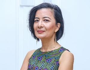 President and CEO, MasterCard Foundation, Reeta Roy