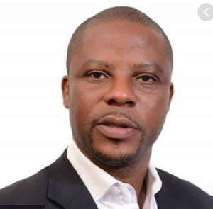 Sylvester Tetteh, Chief Executive of NYA
