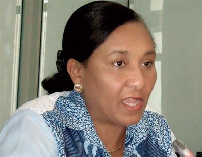 Mona Quartey, Deputy Minister of Finance