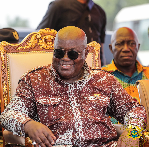 I've done my best, it's your turn to rate me – Akufo-Addo to Ghanaians