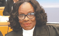 Justice Gloria Akuffo, Attorney General and Minister of Justice