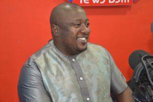 Henry Nana Boakye, Deputy Executive Director of NSS