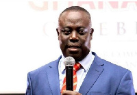President of the Ghana Pentecostal and Charismatic Council, Rev. Prof. Frimpong Manso