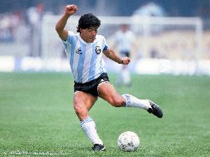 Maradona Dead