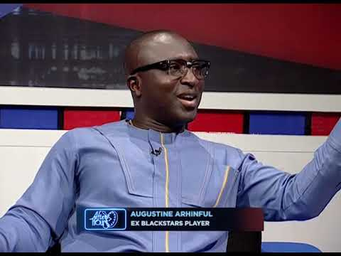 Augustine Arhinful reveals what Black Stars need to improve on goal scoring