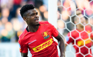 Ghanaian midfielder Godsway Donyoh misses Maccabi Haifa game against Hapoel Afula