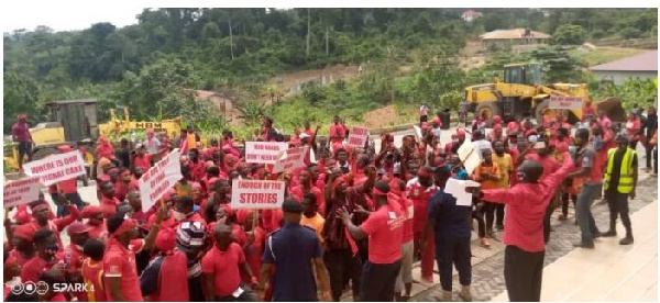 Pay our severance package or we picket – Ex-staff of collapsed Fund Management Companies
