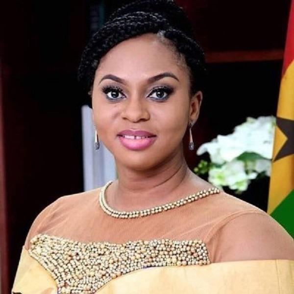 Procurement Minister, Sarah Adwoa Safo