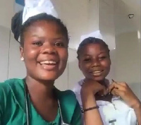 Some two nurses were allegedly sacked for going live on Facebook while at work