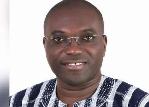 Martin Adjei Mensah Korsah, Techiman South NPP Parliamentary candidate