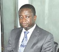 Stephen Opuni -  Ghana Cocoa Board