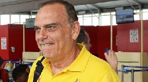 Black Stars coach Avram Grant has shown respect to the Cranes by terming them as a tough team
