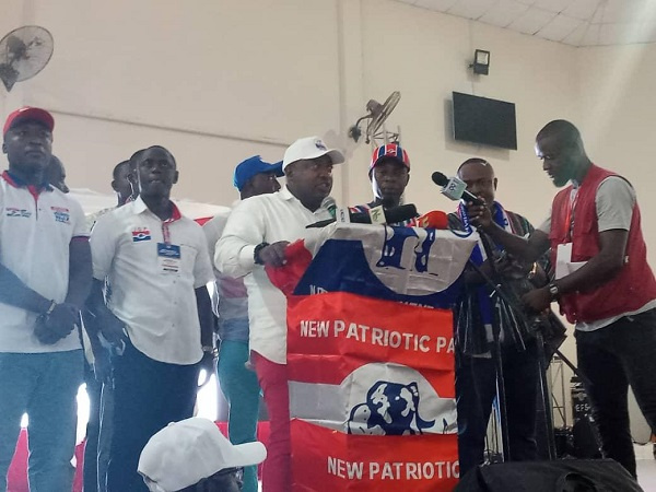 NPP youth wing holds National Youth Conference in Tamale