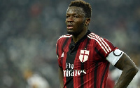 Ghana midfielder Sulley Muntari joins Pescara