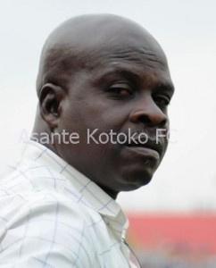 The late Opoku Afriyie